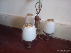 Nagyon szep vintage,csillar,lampa