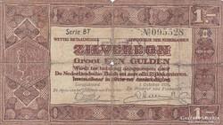 1938 Holland/1 zilverbon