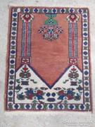 Szőnyeg , keleti  50x65 cm-es ima