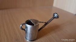 Ezüst miniatür locsoló