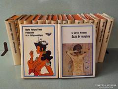 52 kötet a Világkönyvtár sorozatból - regény szerelmeseinek