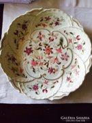 Zsolnay tál, falitál- 30 cm átmérőjű- big bowl from Zsolnay