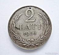 Ezüst 2 Lati 1926