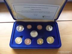 Írország 2012 EURO forgalmi sor - Proof (tükörveretes)