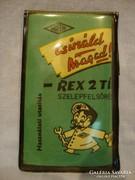 MOFÉM csináld magad Rex 2 Tip. szelepfelsőrész