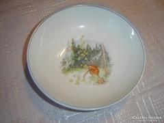 Mesefigurás gyerek tányér mély 17 cm