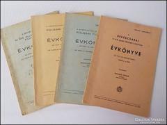 Békéscsabai Polgári fiúiskola évkönyve 1938-42.