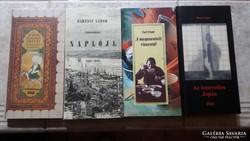 Könyvsorozat: Terebess Collection 4 db