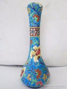 Francia LOGWY majolika váza az elsők közül D/1792