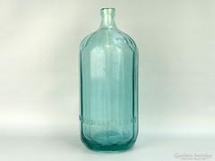 0G821 Régi zöld színű szódásüveg APA GAZOASA