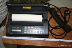 Retro telefax, okifax (működő)