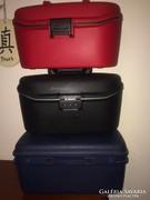 Samsonite keménytokos,számzáras kofferek