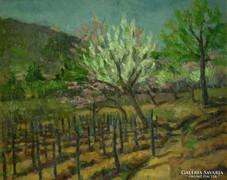 Magyar festő, XX. század első fele : Tavasz