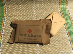Sebkötöző csomag 1953