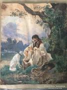 Juhász c. Festmény
