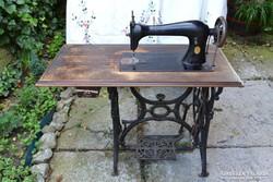 Gritzner varrógép