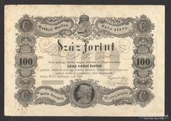 100 forint 1848.   NAGYON SZÉP!!!
