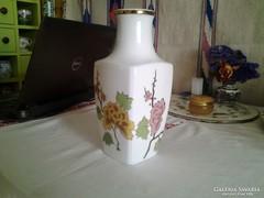 Hollóházi keleties váza