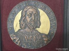 Bronz plaket, Raffaello