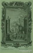 XVIII. sz.-i előkép után metszette I. G. Pintz