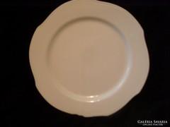 35cm-es kristály porcelán hullámos peremrésszel