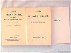Wesselényi : Lótenyésztés / reprint