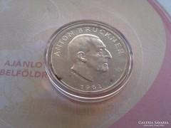 1952 ezüst 25 schilling 13,8 gramm 0,800