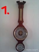 Fischer Barométer,hygrométer,thermométer