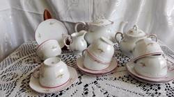 Zsolnay teás készlet