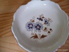 Zsolnay hamutartó, Zsolnay hamutál kézzel festett 12 cm