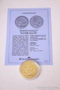 Történelmi aranypénzek sorozat - III. György sovereign 1937