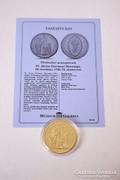 Történelmi aranypénzek sorozat - Mocenigo 50 zecchini