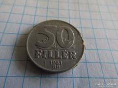 50 Fillér 1981 !!