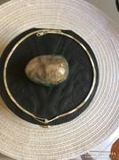 Egyedi ezüst colié nyakék