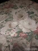 Csodálatos vintage rózsás pasztell sötétítő függöny 2 db