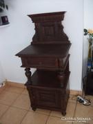 Antik ónémet tornyos éjjeliszekrény eladó!