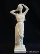 Női alak szobor