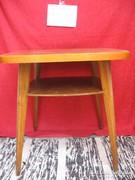 Bubiv vagy Tátra retro, kávézó asztal