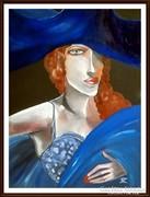 Czinóber - Kék Díva