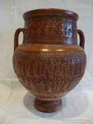 Görög amfóra váza