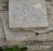 Régi mozaik cementlap 20 x 20 cm, nagyon jó áron! Kb. 8-10m2