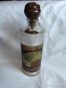 1930-as évek DIÓLELKE Dr. NOSEDA antik üveg