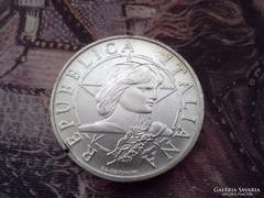 1993 ezüst 10.000 líra 22 gramm 0,835 próba nyom