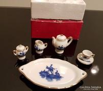 Hello Dollly miniatűr teás szett