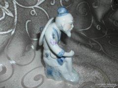 Kínai porcelán szobor.