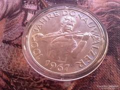 1967 ezüst 50 schilling 20 gramm 0,900