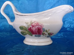 RITKA! Rózsás porcelán szószos kiöntő