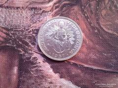 1937 ezüst 2 pengő,szép db!