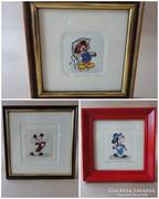 Disney Mickey Mouse rézkarcok, Sowa+Reiser, limitált széria