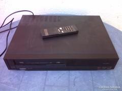 Retro SANYO VHS 4100EE kazettás magnó(felvevő lejátszó)